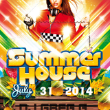 SUMMER HOUSE - JULY 31 2014 - DJ GREG G