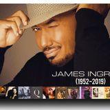JAMES INGRAM TRIBUTE hosted by Johnsoulman on SOULMET RADIO