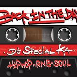 HIP HOP BACK IN THE DAYZ