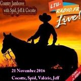 country Jamboree - Spid jeff et valérie - Country music - 21 novembre 2016