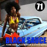 Black Sauce vol.71