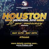 2018 Houston Memorial Promo Mix