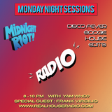 Midnight Riot Radio Feat Frank Virgilio and Yam Who? 22/01/2018