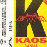 Sasha & Tony Ross @ Kaos Leeds Warehouse, 24-09-1991