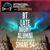 Shane 54 - International Departures 349