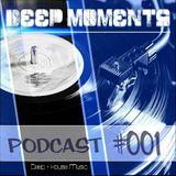 DeepStyle #001 (DJ K.O.M Live)
