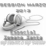 DJ R3AK & DJ TORIO - March 2013 session