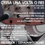 """Stagione 3. Puntata 04. """"Tecnologia Sì, Tecnologia No"""", con Alessandro Polenghi."""
