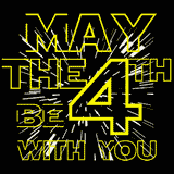 May the 4th be with you  house mix 2018