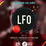 Live Performance @ LFO 3 in Bamboo [Salta, Argentina]