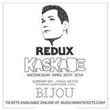 J PAUL GETTO Live at Redux // Club Bijou // Boston
