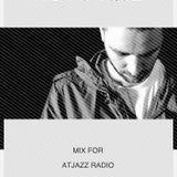 Mix For Atjazz Radio 2013