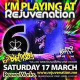 Nefti - Live @ Breakbeat Bar - Rejuvenation 6th Birthday 17.03.18 - Leeds