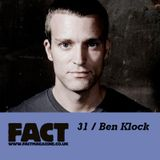 FACT Mix 31: Ben Klock