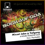 Jaba @ Tiefgang - Bock auf Goa am Mittwoch - 4h Special (2019-03-21 from 2:00 to 6:00)