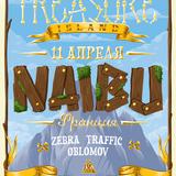 Phlorid b2b Traffic - Live @ Treasure Island - 11.04.2015