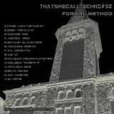 Thatswecalltechno050-Formal Method