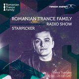 Romanian Trance Family Radio Show 049 - STARPICKER Guest Mix