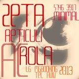 [] Zta Reticuli [] MiniMal Session Mixed By Ac Rola ...N'joy it [Lg mgBooking tel aviv]