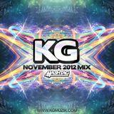 KG (HASHTAG) November mix 2012