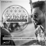 Journey - 83 Storyteller September Mix on Cosmos Radio - Germany [07.09.18]