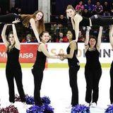 Les Scorpions de Mulhouse: le cheerleading - Frühstück Week-End - 17/02/2018