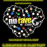 Last Random Rave Show On Nu-rave.com radio-Vinyl Set (libz B2B MattyP)
