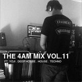 Yoji 60 min DJ set @Studio 51, The 4 AM Mix Show Episode_ 11 (22.12.2012)