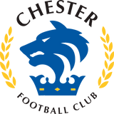 Chester FC Assistant Boss Jon McCarthy speaking after 2-0 win over AFC Telford United