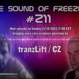 tranzLift presents The Sound of Freezer #211 (21.10.2012)