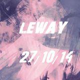 Leway - 27.10.14