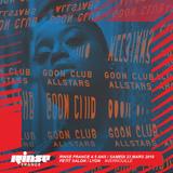 Gqomunion x Goon Club : Moleskin & KG - 02 Mars 2019