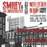 Smiley & The Underclass Present: Machiavelli Blues Launch Warm-Up Mix