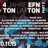 Creative Suicide 20.11.15 @M-bia Berlin 4jahre EFN part 2