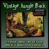 Vintage Jungle Rock