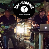 Bargrooves Live Set at BarManu 20-06-2014 with Special Guest Guitar Valeriano