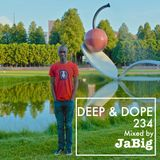 Two Hour Afro House Music Club Party - DEEP & DOPE 234 Mixed by JaBig