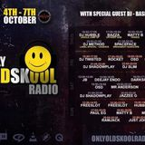 DJ ENDO - ONLYOLDSKOOL 6TH OCTOBER 2018.