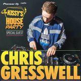 Kissy's House Party [24] w/ CHRIS GRESSWELL @ Pioneer DJ Radio // Weekly Show