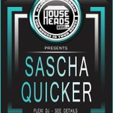 We Are FSTVL DJ COMP - Sascha Quicker @ work on House Heads Radio16.01.2018