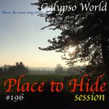 Place To Hide session