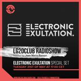 LG2DCLUB Radio Show-Ibiza Global Radio - Electronic Exultation Guest Mix - 31 - 05 - 2016