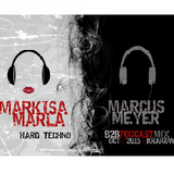 Markisa Marla B2B Marcus Meyer// HARD TECHNO Podcast 2015