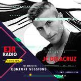JC Delacruz Comfort Sessions EJRRadio.com 01-06-2017