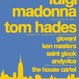 AndyVica Live @ The Z Hotel with Luigi Madonna & Tom Hades