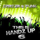 This Is Handz Up 6 - Mixed by Carter & Funk