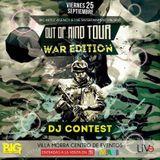 Alejandro Alonzo -   Dj Contest Out Of Mind Tour