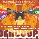 Richard E & DJ Tonearm El Mundo Del Cornucopia Mix