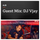 BBC Asian Network - DJ Vjay's Guest Mix on DJ AJD's show (February 2019)