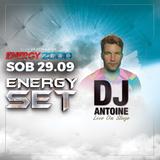 Energy 2000 (Przytkowice) - DJ ANTOINE pres. Live Mix (29.09.2018)